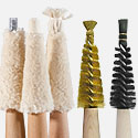Conical ring Brushes